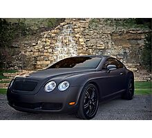 2006 Bentley Continental GT - Riverside, Missouri Photographic Print