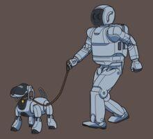 A Robot's Best Friend Baby Tee