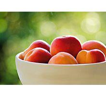Apricots.. Photographic Print