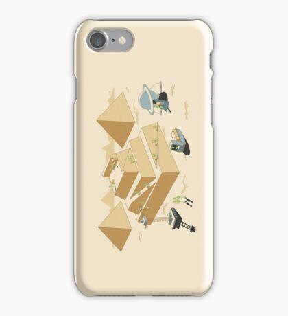 Pyramids iPhone Case/Skin