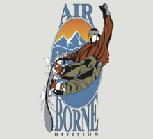 Snowboard Snow Board Air Borne Division by jcalvinded