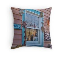 Window Of Art Throw Pillow