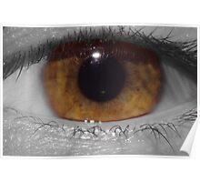 Scrutinous Eye Poster