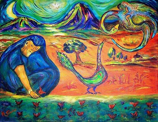 FORBIDDEN LOVE  by Mary Sedici