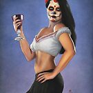 Day of the Dead by KC Art