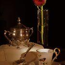 Tea Time with Rose by FrankSchmidt