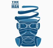 fan Art - THE INVISIBLE MAN by dom jack