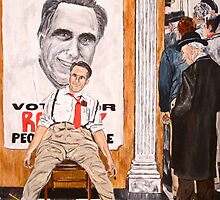 Romney's Fate: Election 2012 by Troy Rohn