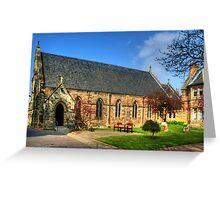 St Michael's RC Church Greeting Card