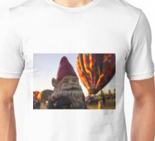 Glowing Balloons Gnome Unisex T-Shirt