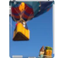 Hot Air Roy iPad Case/Skin