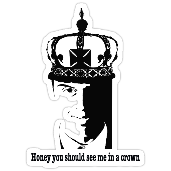 Honey you should see me in a crown by abbystract