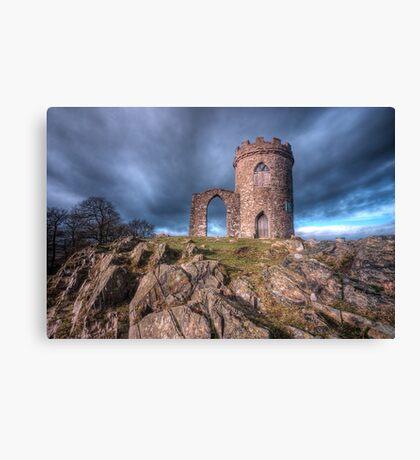 Old John Mug Tower 3.0 Canvas Print