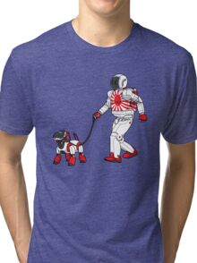 A Robot's Best Friend Tri-blend T-Shirt