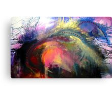 GOD Canvas Print