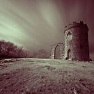 Old John Mug Tower IR by Yhun Suarez
