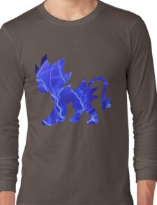 Luxray used discharge Long Sleeve T-Shirt