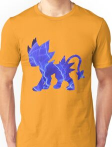 Luxray used discharge Unisex T-Shirt