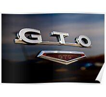 GTO Poster