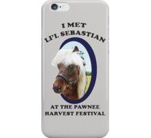 Lil Sebastian iPhone Case/Skin