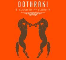 Dothraki Tee by liquidsouldes