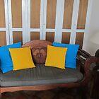Small Sofa - Pequeño sofá by PtoVallartaMex