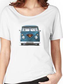 VW Supervan Split Screen Camper Women's Relaxed Fit T-Shirt