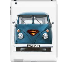 VW Supervan Split Screen Camper iPad Case/Skin