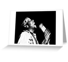 Jimmy Cliff Greeting Card