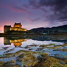 Scotland : Afterglow by Angie Latham
