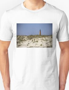 Beachview of Ponce Inlet Lighthouse Unisex T-Shirt