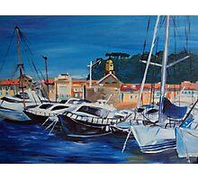 St Tropez by Debbie Photographic Print