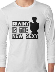 Brainy Long Sleeve T-Shirt