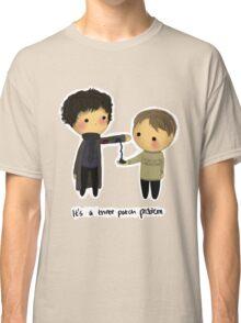 Three-patch problem. Classic T-Shirt