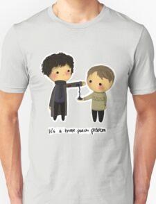 Three-patch problem. T-Shirt