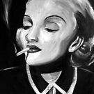 Marlene in Monochrome by debzandbex