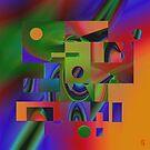 Patchwork 1 by Heike Schenk Arena