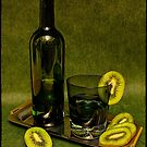 Still life with kiwifruit by andreisky