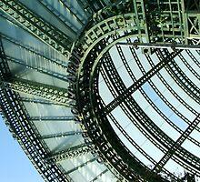 Les Halles Paris by Raluca Polea