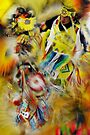 Celebration of Nations ~ Red Paint Powwow 2012 by Vicki Pelham