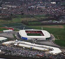 Doncaster Rovers - Keepmoat Stadium by bigrichrufc