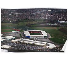 Doncaster Rovers - Keepmoat Stadium Poster