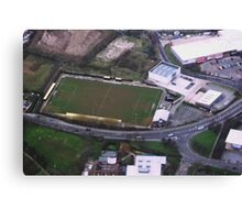 Worksop Town - Sandy Lane Canvas Print