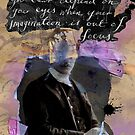 focus..........................(quote=mark twain) by Loui  Jover