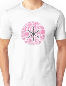 E Pluribus Anus Unisex T-Shirt