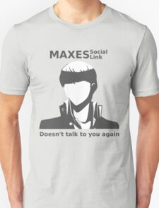 Social Link Maxed T-Shirt