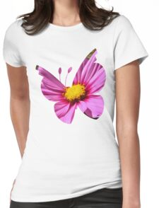 Vivillon used aromatherapy Womens Fitted T-Shirt