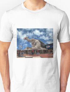 MILES THE MONSTER  APPAREL Unisex T-Shirt