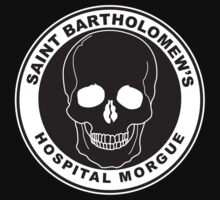 Saint Bartholomew's Hospital Morgue by sophielophie