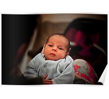 Baby Aidan  Poster